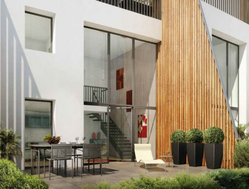d couvrez la r sidence coeur bayonnes herblay dans le val d 39 oise ligible en loi pinel supinvest. Black Bedroom Furniture Sets. Home Design Ideas