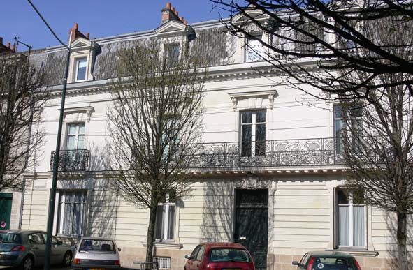 Découvrez l\'hôtel particulier De Launay à Nantes en Loire ...