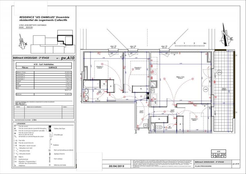 Appartement T4 - R+2 - LOT A010 - Les Ombelles - Boucau - Pyrenees ... 845a4781415